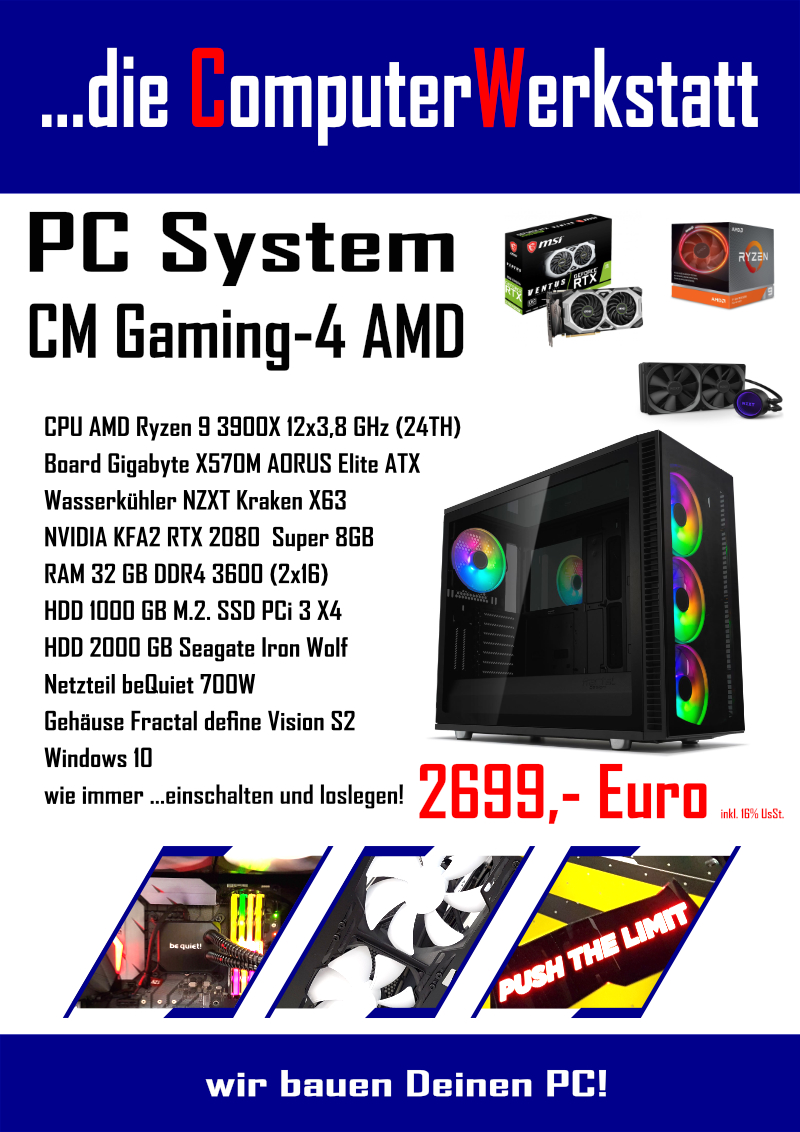 CM GAMING 4 AMD