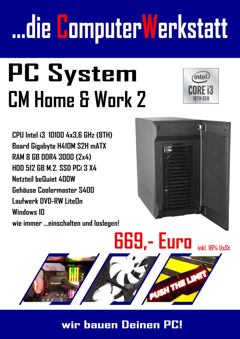 Home & Work 2 Intel